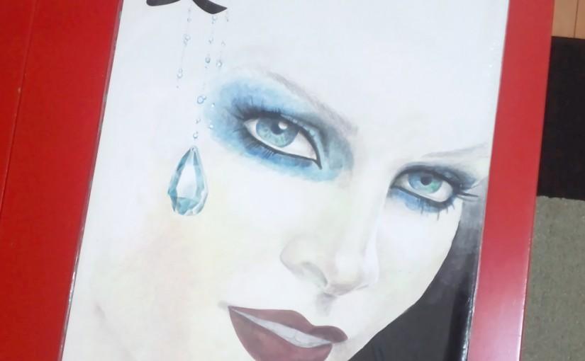 絵を描きました