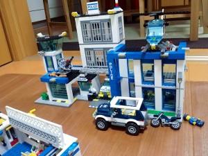 [LEGO CITY]ポリスステーション 60047