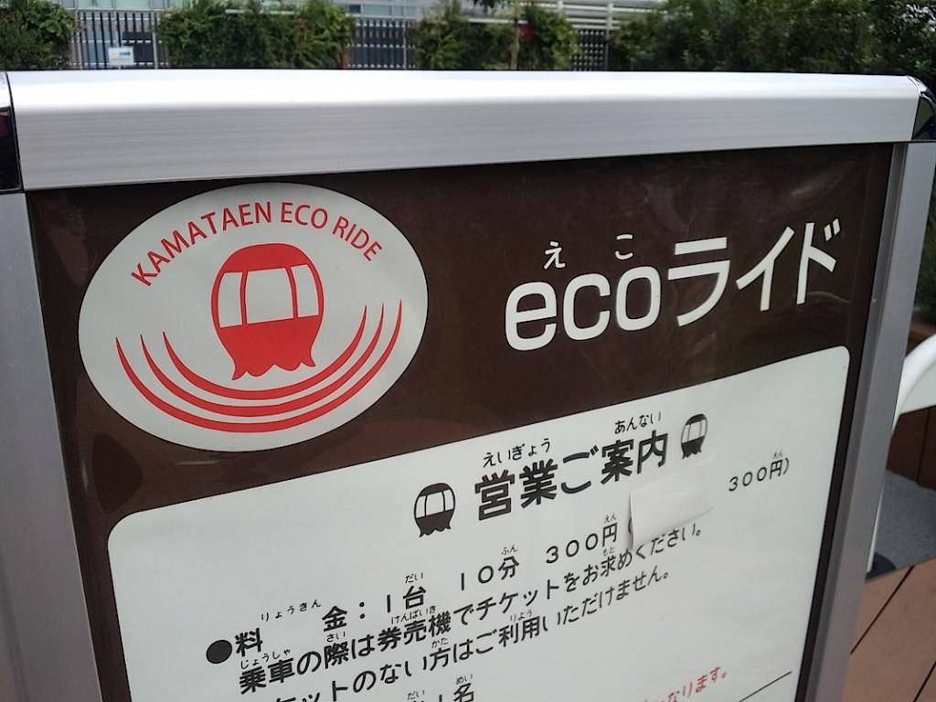 ecoライド