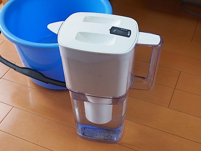 家庭用浄水器ブリタ