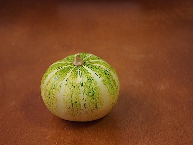 一番ちいさいかぼちゃ