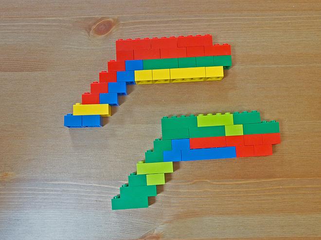 レゴでつくる簡単な銃