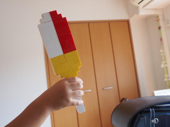 レゴ、アイス