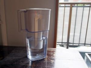 ブリタの水を使おう