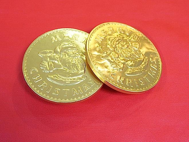ワルタール クリスマスコイン