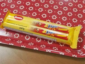 海外産チョコレート、daim