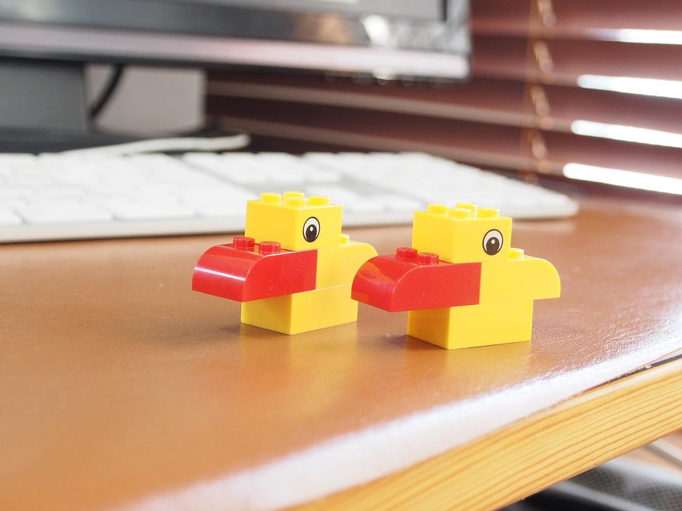 レゴ、アヒルの兄弟