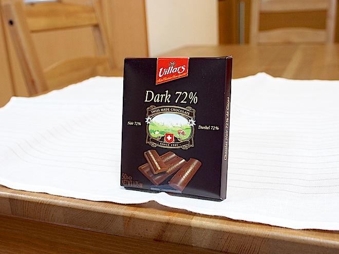 ヴィラーズ、ダークチョコレート