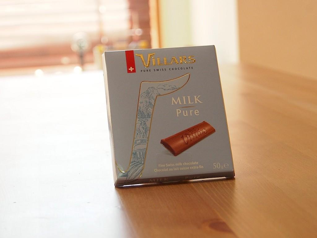 ヴィラーズ ミルクチョコレート