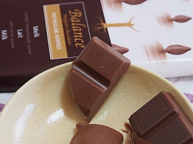 バランス チョコレート
