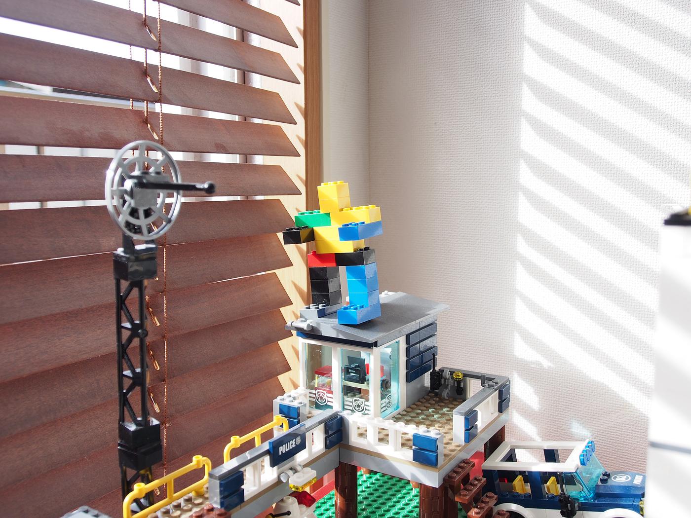 レゴの簡単ロボット