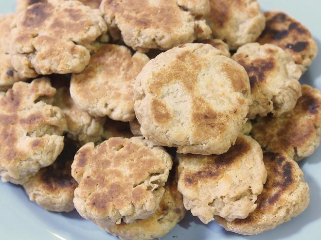 焼いたクッキー2