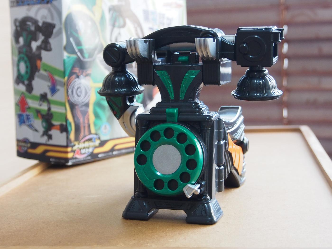 コンドルデンワー、黒電話