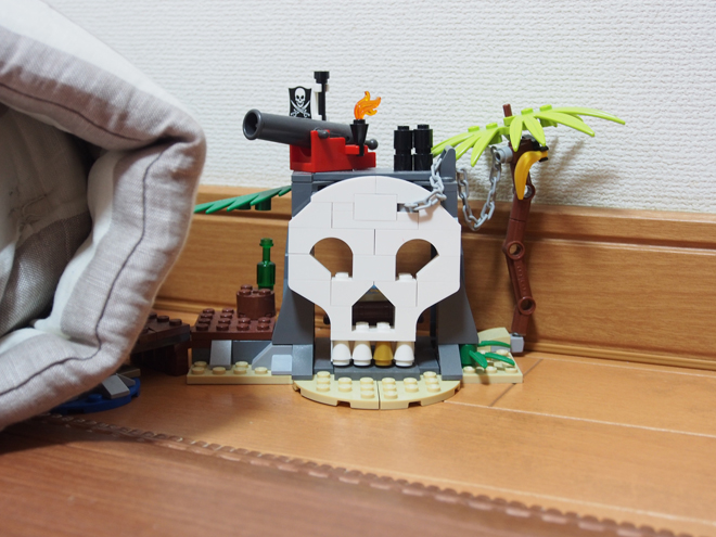 海賊船アジト
