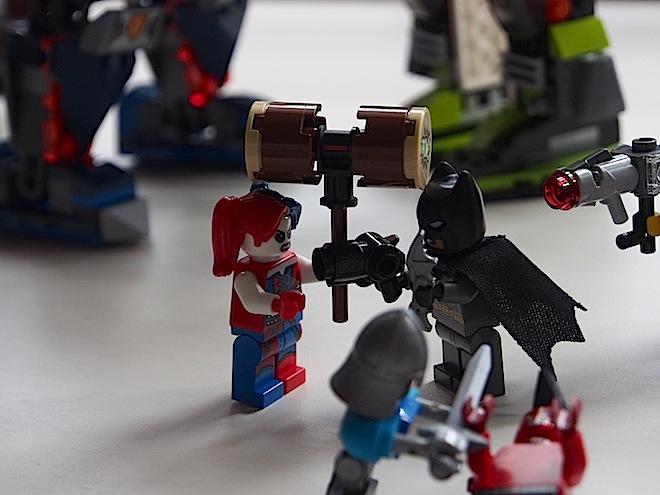 バットマンとハーレークイン