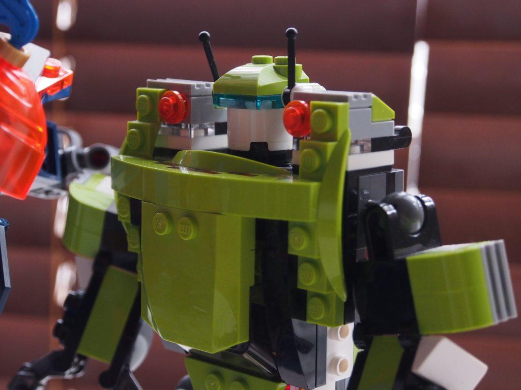 パワーメカ、ロボット