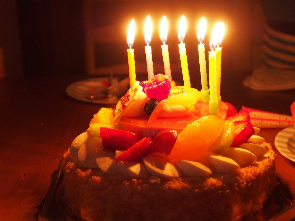 タカノのケーキ