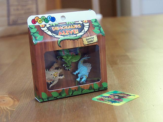 恐竜のジビッツ