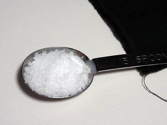 おおさじ1杯の塩