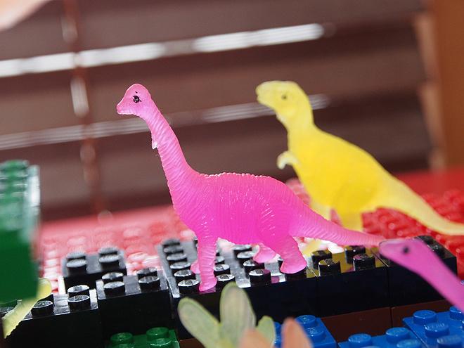 恐竜の楽園、ブラキオサウルス