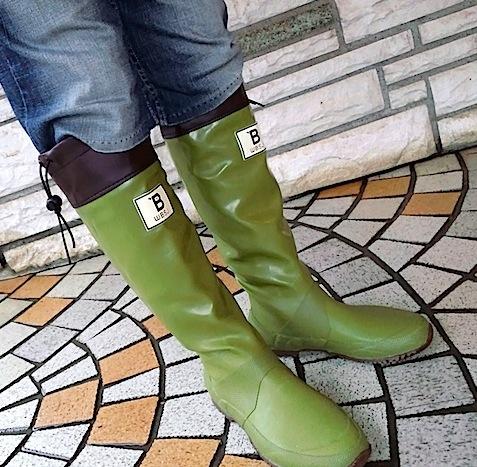 バードウォッチング長靴2