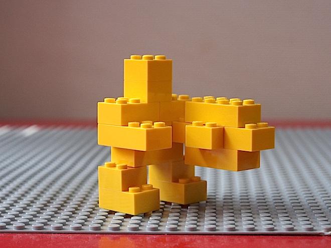 バズーカ付きロボット