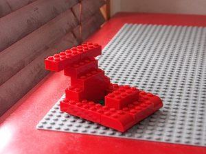レゴの乗り物2