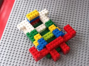 レゴの乗り物3