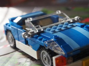 レゴ、3in1、車1