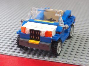 6913オフロードカー