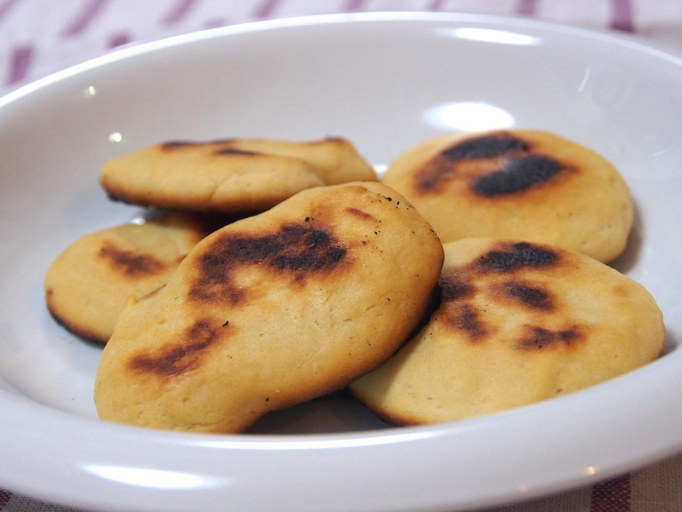 20分でつくるクッキー