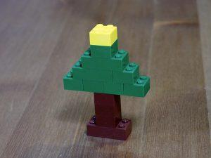 レゴ、もみの木