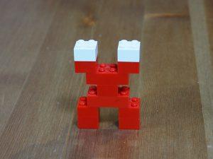 レゴ、アルファベット、X