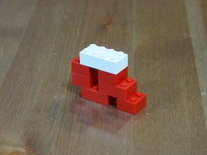 レゴ、アルファベット、a