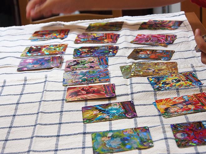 カードを分類する