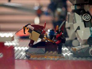 レゴ、フックシューター、ニャー