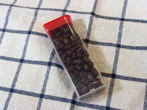 飾り、チョコレート