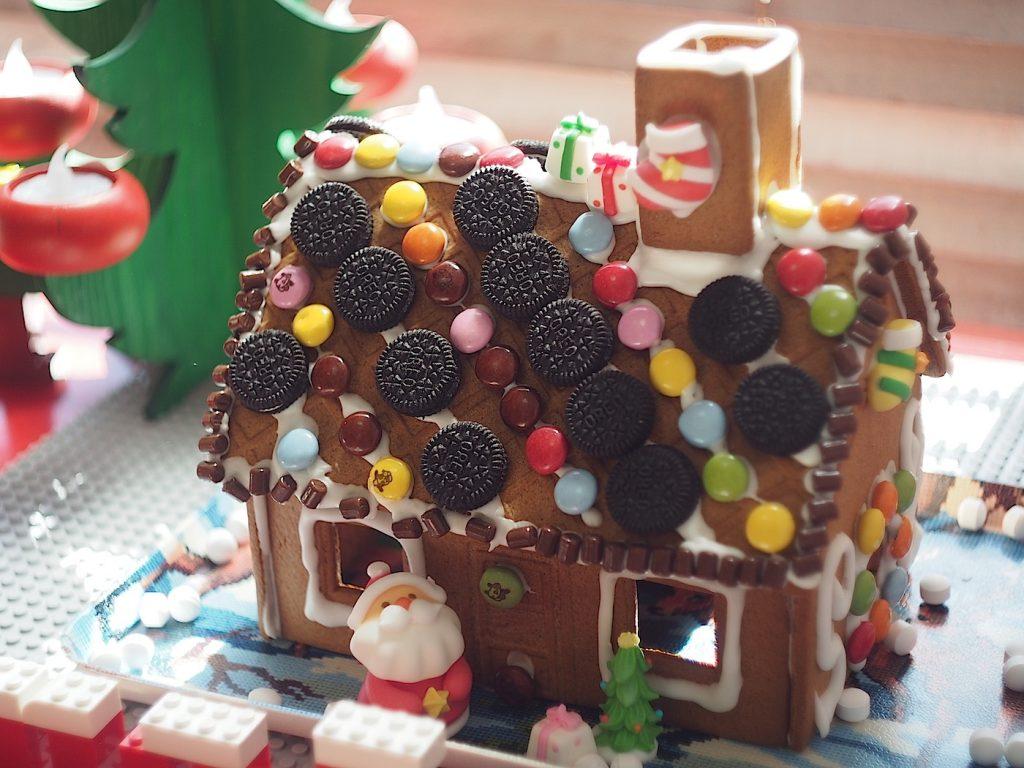 2016IKEAお菓子の家、デザイン