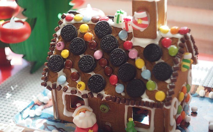 IKEAのお菓子の家(ジンジャーブレッドハウス)今年のデザイン|2016年