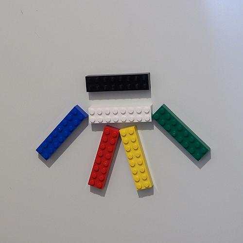 玄関レゴ、宇宙人
