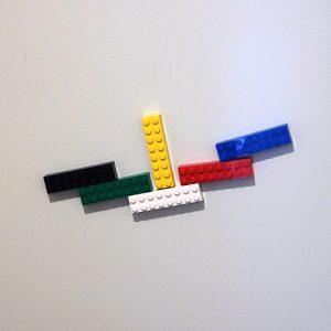 玄関レゴ、飛行機