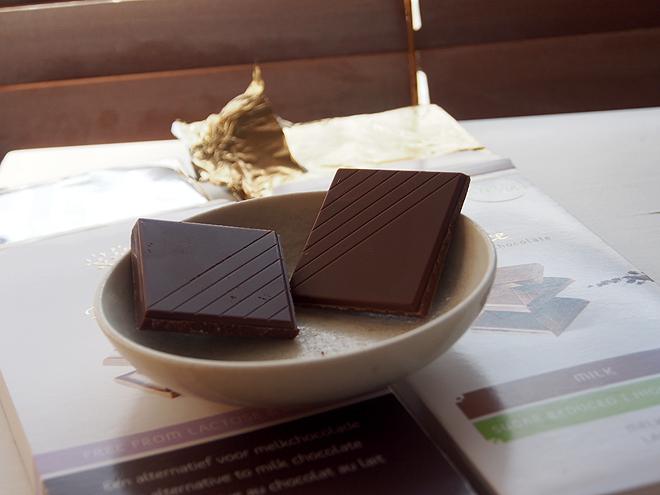 クリングリーのチョコレート2種類