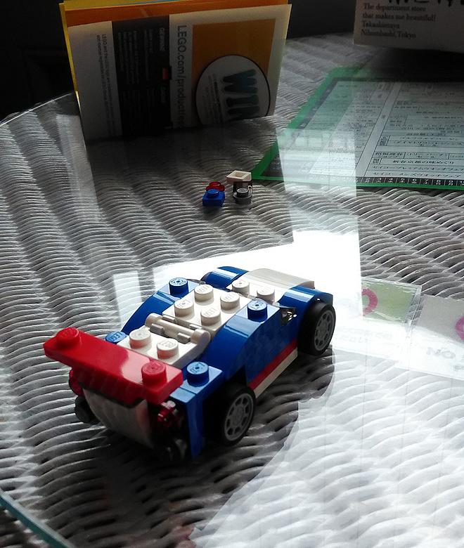 レースカーバージョン