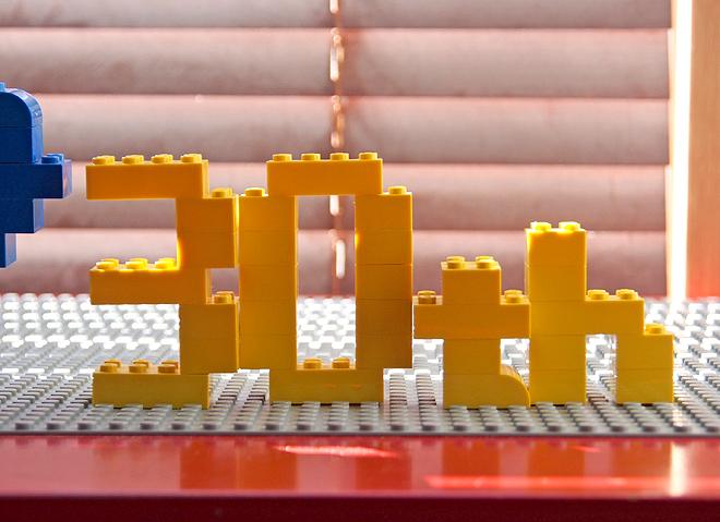 レゴ、文字、30th