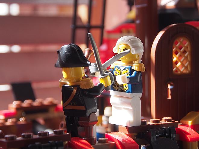 海賊対海軍