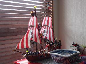 海賊船、レゴ