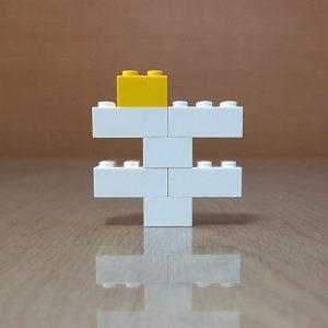 レゴ、カタカナ、キ