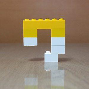 レゴ、カタカナ、ク