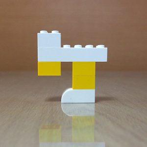 レゴ、カタカナ、ケ