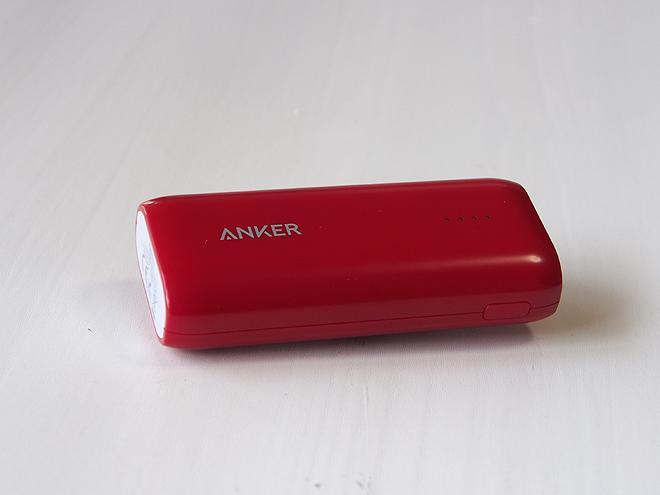 anker、モバイルバッテリー